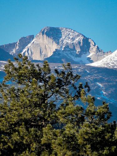Longs Peak RMNP